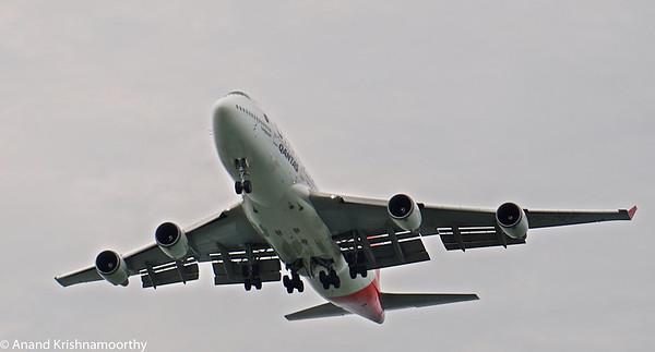 Changi Planes