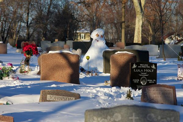2010 December Snow
