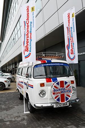 Silverstone Classic 2012 Media Day