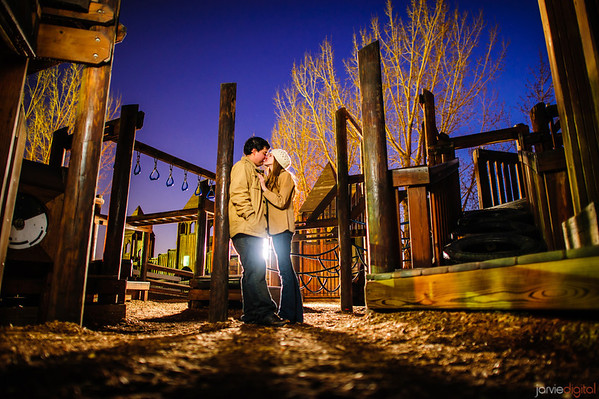 Engagements at Discovery Park