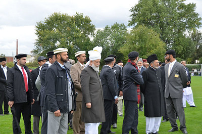 Majlis Khuddam-ul-Ahmadiyya Germany Ijtima (Sunday)