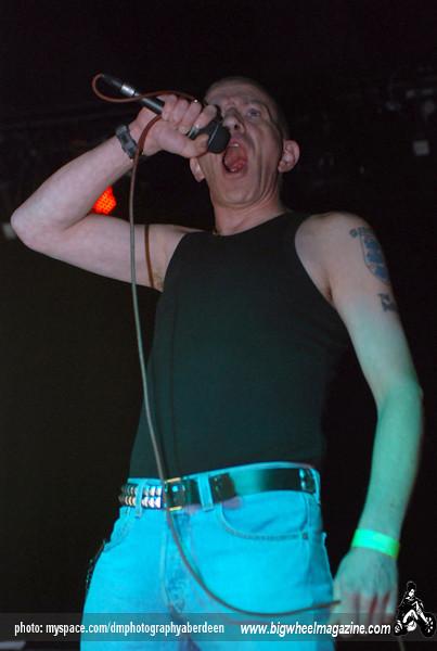 the business @ Durham punk festival 09 (21).jpg