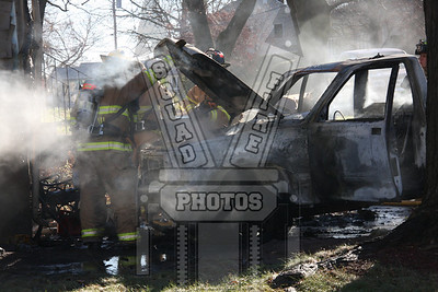 Manchester, Ct (8th District FD) Auto fire