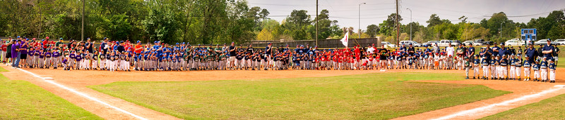 Opening Day 2011 Pano