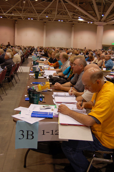 Voting members from the Eastern North Dakota Synod.