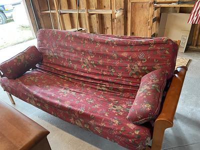 Furniture in Garage
