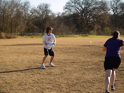 2009 Ultimate Frisbee Winter League
