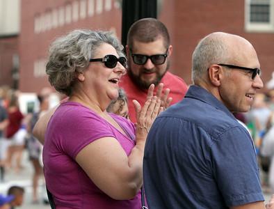 Lowell Folk Festival Friday 072718
