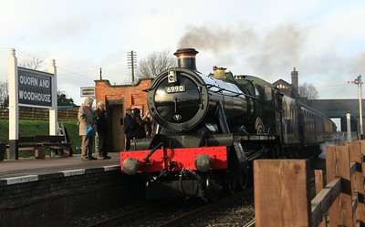 2016 Great Central Railway Winter Gala