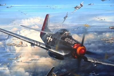 American planes WW II
