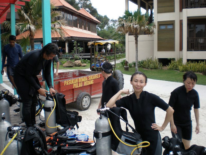 [20080515] Will & Bee Scuba Diving @ Redang (33).JPG