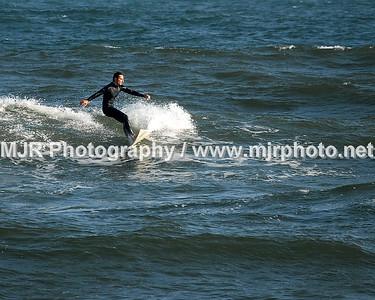 Surfing, Gilgo Beach, NY, (9-3-06)