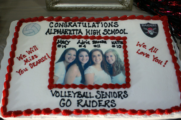 2010 Alphareta Raiders Volleyball