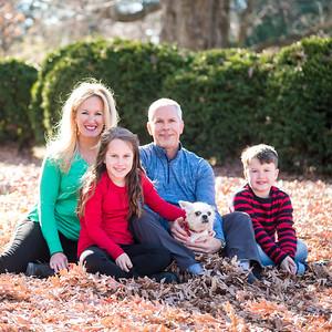 Heather & Chris' Family Portraits