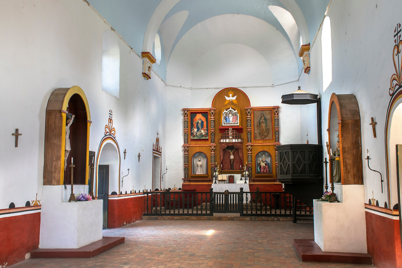 Mission Espiritu Santo Chapel