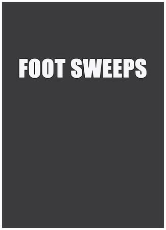 Foot Sweeps