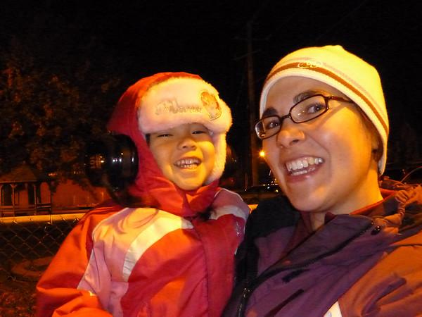 2012-Dec: Grimsby's Christmas Parade