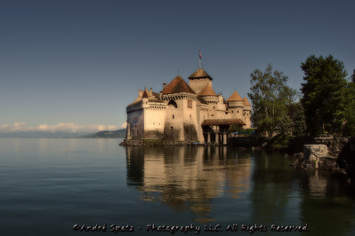 Le Chateau de Chillon, Switzerland