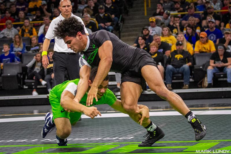 Anthony Echemendia Tucson, AZ (Arizona) VSU Joshua Saunders St. Louis, MO (Missouri), 10-0 3:36 - 2019 Who's #1