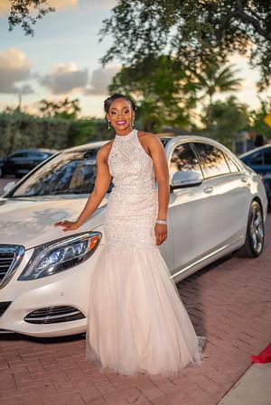 Ra'Bria's Prom