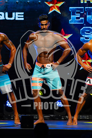 Novice - Mens Physique Up to And inclusive 173