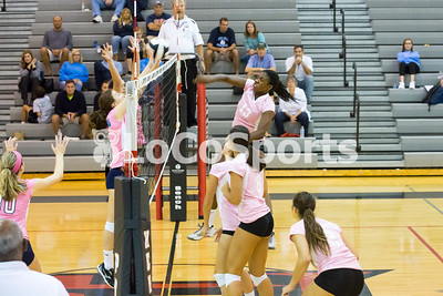 Volleyball: Stone Bridge 3, Heritage 0 by Tim Gregory on September 26, 2016