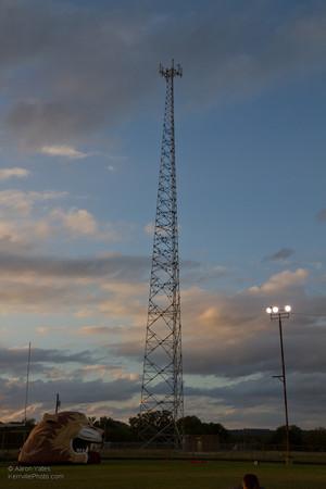 Ozona @ Center Point Football Homecoming 2012