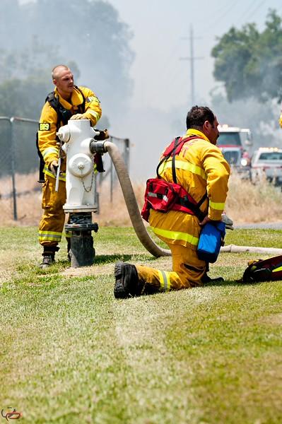 PFE Fire 6-2013