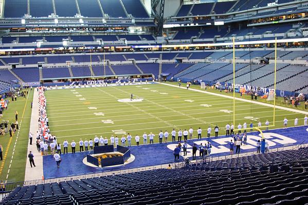 Masonic Night 2015 Colts VS Jets