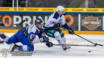 Swiss Ice Hockey Cup: EVZ Academy - HC Ambri-Piotta