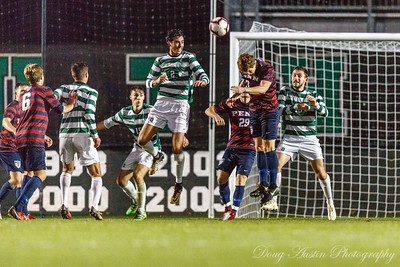 Penn vs Dartmouth Men's Soccer