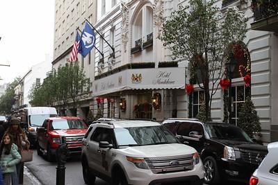 Monteleone Hotel Lobby & Bar