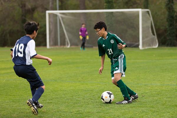 Noah Chen - Soccer #21
