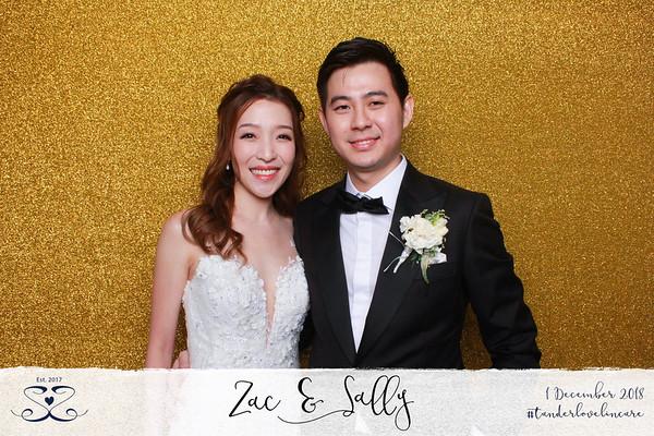 Zac & Sally