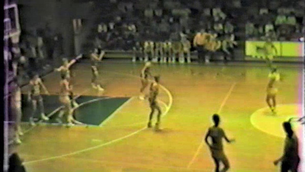 Last 6 minutes of Forest Park vs Washington Catholic 1987