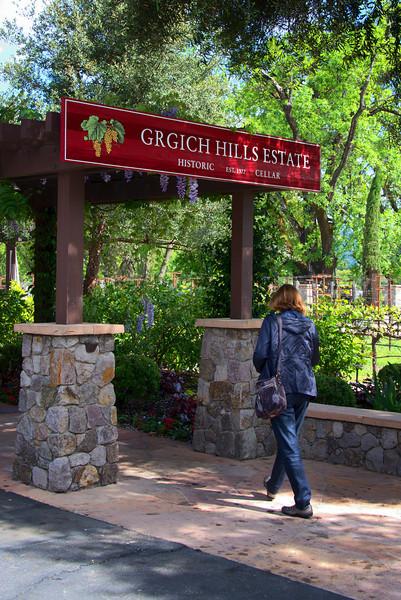 Napa Valley - Grgich Hills Estate