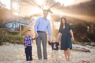 The Richardson Family 2016 Mini-Session