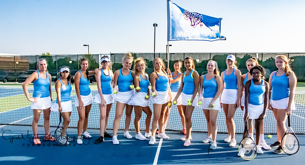 JHS Girls Tennis