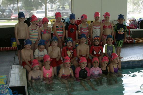 Elandra Tribe at Toby Haenen Swim Centre