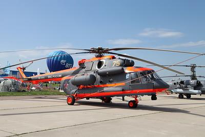 Mi-8AMTSh-VA (Russia)