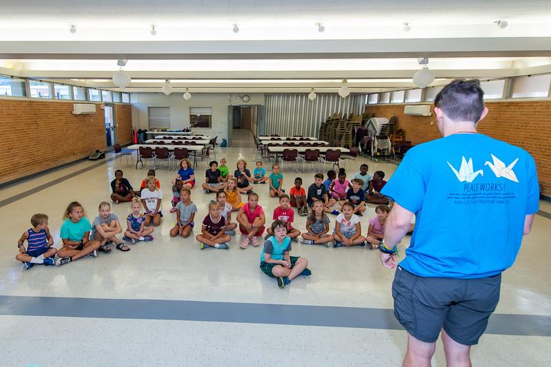 Holy Trinity summer camp. July 22, 2019. D4S_8162