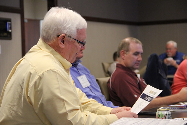 AIE Member Service Meeting 4-22-15