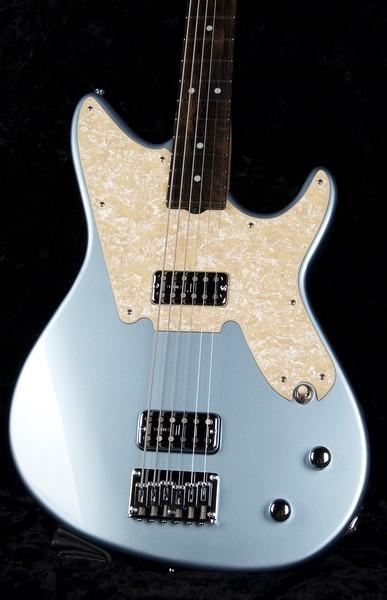 Baritone #3789, Ice Blue Metallic, TV Jones H/H Pickups