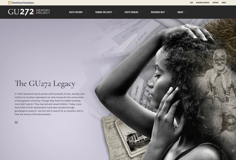 7. GU272 website image
