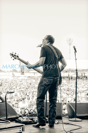 Dumpstaphunk with Art & Cyril @ Acura Stage (Sun 5/4/14)