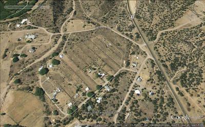 Southwest NM drought