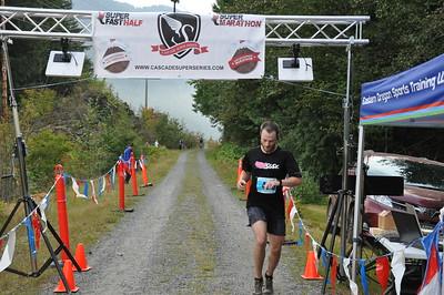 Cascade Express Half Marathon 2019