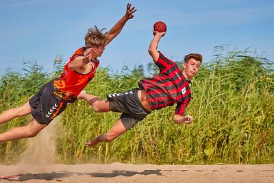 NK Beach Handbal 2018 Dag1