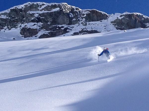 winter - heli ski gallery