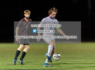 11/10/2020 - Boys Varsity Soccer - Kennebunk vs Scarborough